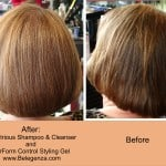 volumizing conditioner, volumizing hair styling gel
