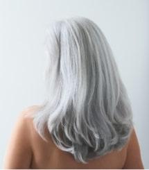Caring For Grey Hair Naturally