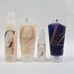 Each Belegenza product is now coded with a number corresponding to the order of use. 1- Shampoo, 2-Conditioner, 3-Treatment, 4-Styling Aid. Easy system for naturally perfect hair!
