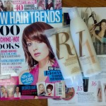 Thank you, New Hair Trends for making IlLustrious and RoMANce Deep Conditioner MUST HAVE's in the Beauty Bag!